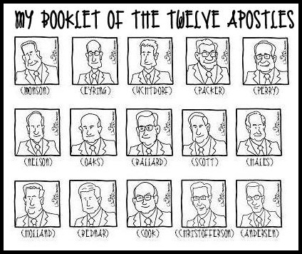 My booklet of the twelve apostles for 12 disciples coloring page